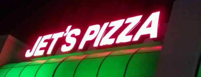 Jet's Pizza is one of Guide to Clinton Township's best spots.