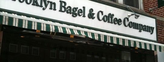 Brooklyn Bagel & Coffee Company is one of My Astoria/Queens.