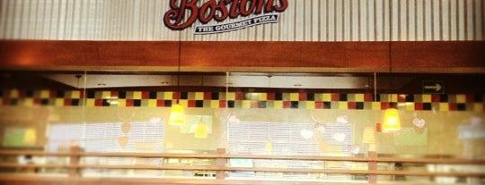 Boston's The Gourmet Pizza is one of Restaurantes en Ciudad del Carmen, Campeche.
