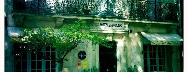 Hotel Du Palais is one of visita a Montpellier.