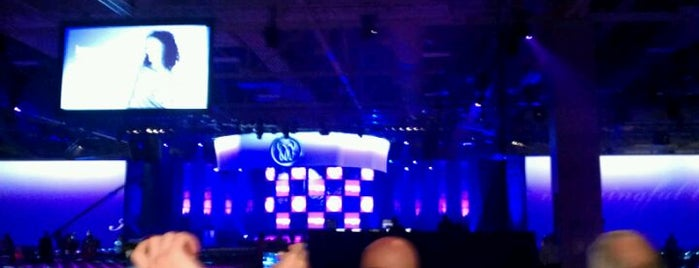 Salt Palace Convention Center is one of Monavie Offices and meeting places..
