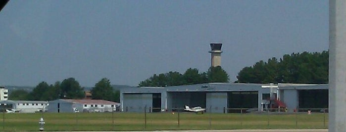 Fulton County Airport (FTY) is one of Florida 2.