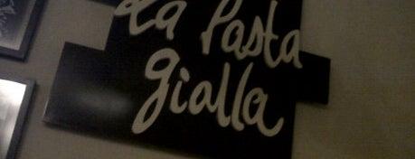La Pasta Gialla is one of Butecos de BH.