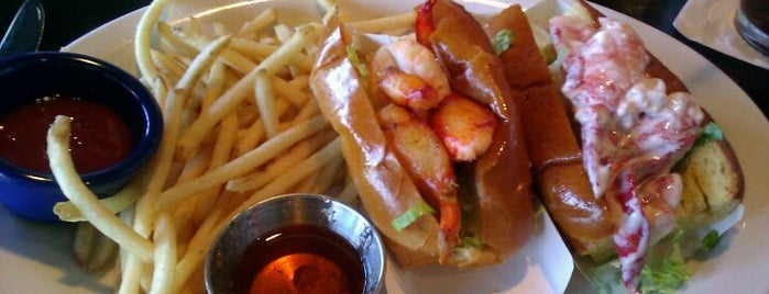 Ford's Fish Shack is one of Ultimate Summertime Lobster Rolls.