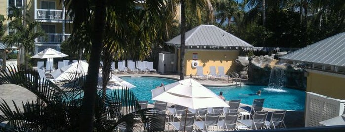 Sheraton Suites Key West is one of LUGARES VISITADOS.