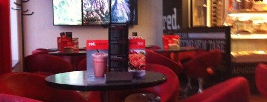 Red. Espresso Bar is one of Кофейный мир.