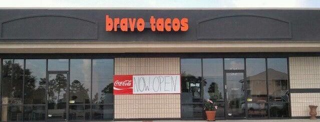 Bravo Tacos is one of Favorite Restaurants.