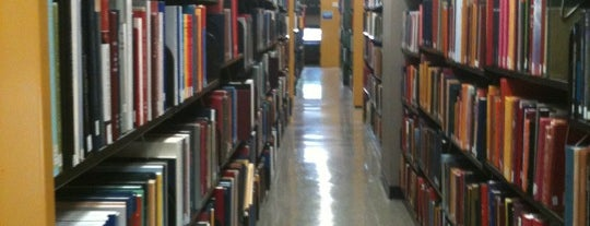 Robert W. Woodruff Library is one of Places I Go!.