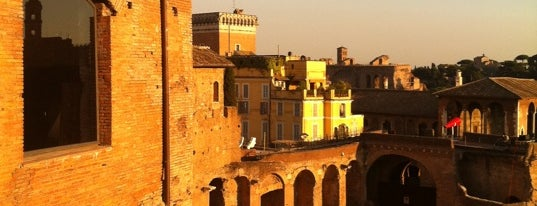 Mercati di Traiano is one of 101 cose da fare a Roma almeno 1 volta nella vita.