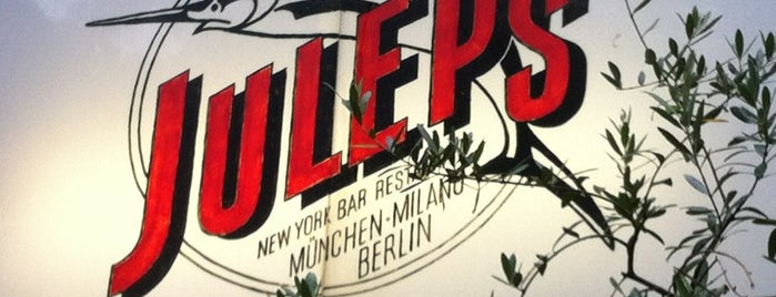 Julep's New York Bar & Restaurant is one of West Berlin Connection! Welcome!.
