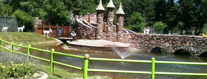 Storybook Island is one of Rapid City, SD.