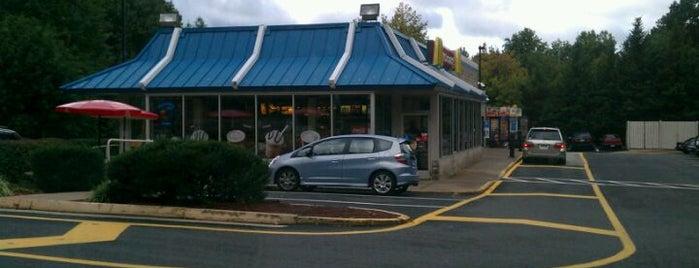McDonald's is one of Food & Drinks.