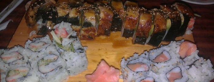 Asahi Sushi is one of Baltimore's Best Asian Restaurants - 2012.