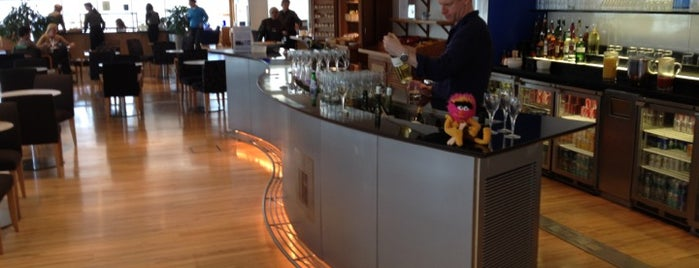 British Airways Terraces Lounge is one of Sounds Great!.