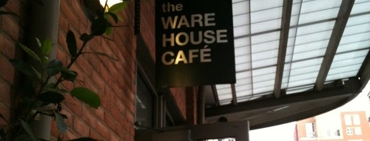 The Warehouse Cafe is one of Jersey City: Life & Times in the Sixth Borough.