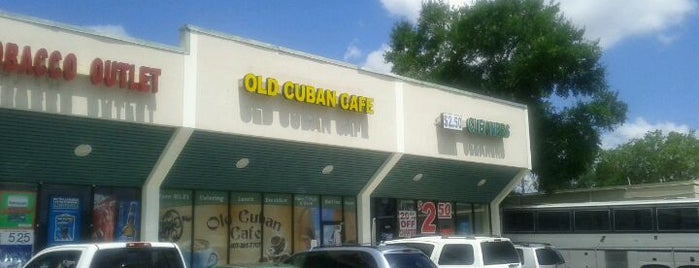 Old Cuban Cafe is one of Business contacts.