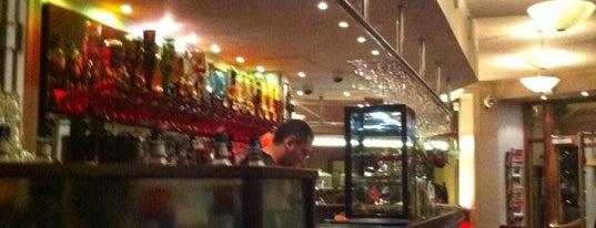 Café Zakabona is one of Favorite brunch spots in Copenhagen.