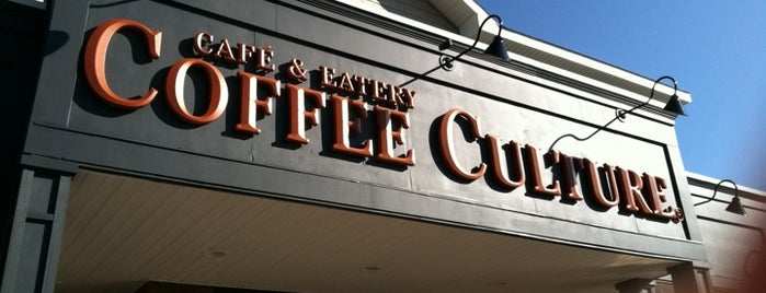 Coffee Culture is one of Diner, Deli, Cafe, Grille.