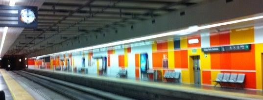 Estación de Málaga-María Zambrano is one of 101 cosas que ver en Málaga antes de morir.