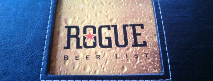 Rogue Ales Public House & Distillery is one of Portlandia Ahoy!.