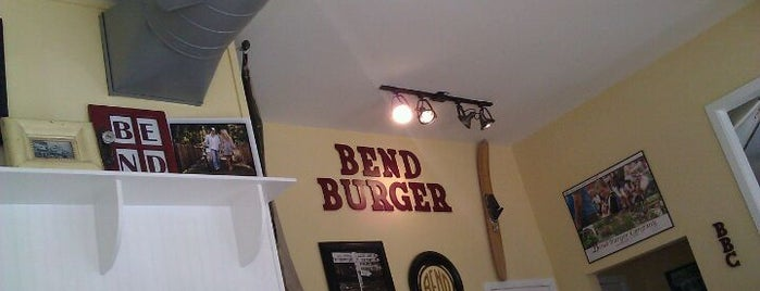 Bend Burger Company is one of Lunch & Dinner.