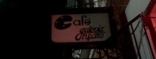 Café Galería Amparo is one of Puebla #4sqCities.
