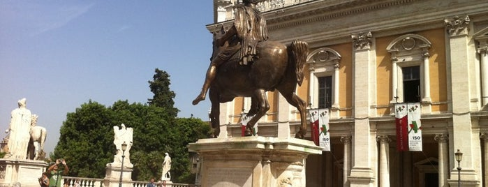 Capitoline Museums is one of Europe 2013.