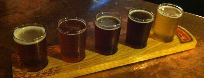 Schmohz Brewing Co. is one of Breweries to Visit.