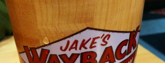 Jake's Wayback Burgers is one of Burger Joints USA.