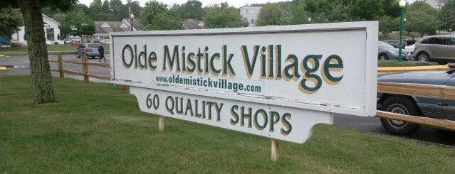 Olde Mystic Village is one of Take a Trip to Mystic, CT..