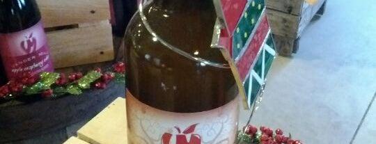Vander Mill Cider is one of Breweries to Visit.
