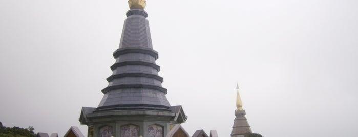 Phra Maha Dhatu Nabhapol Bhumisiri is one of Guide to the best spots Chiang Mai|เที่ยวเชียงใหม่.