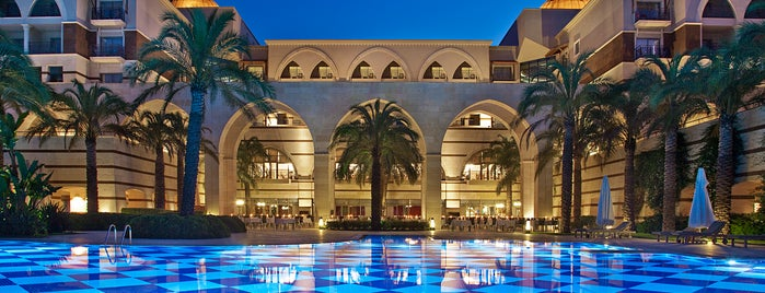 Kempinski Hotel The Dome Belek is one of Hotels.