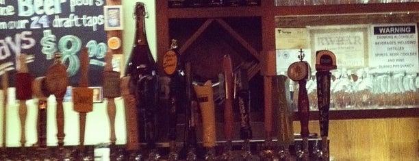 Taste of Top's is one of Draft Magazine Best Beer Bars.