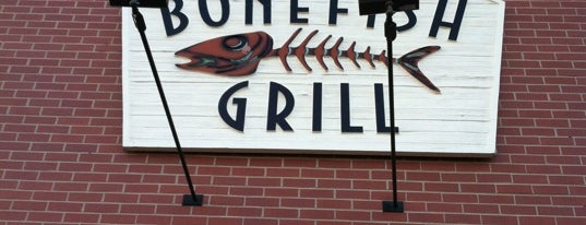Bonefish Grill is one of place dining.