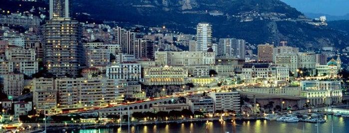 Monaco is one of Dream Destinations.