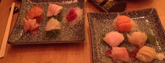 Sushi Yasuda is one of Top 10 Most Romantic Restaurants in New York City.