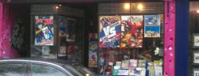 Raygun Comics is one of The London Geek Trail.
