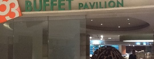 Pavilion Buffet is one of 한국 맛집 멋집.