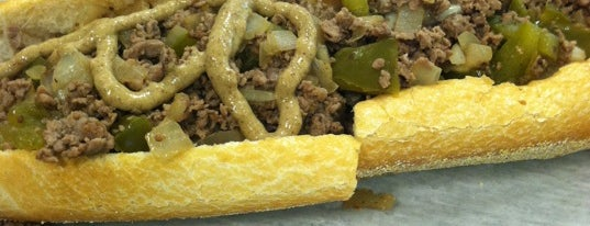 Abner's Cheesesteaks is one of Top 25 Cheesesteak Joints.