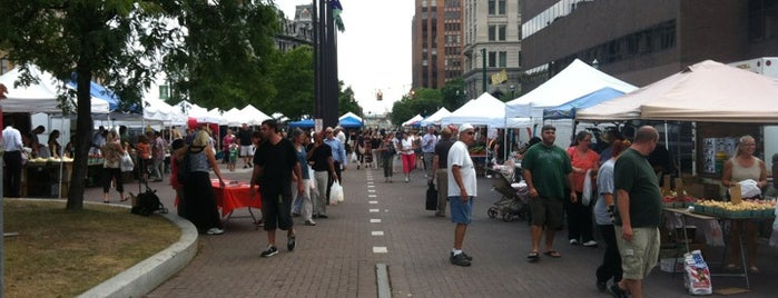 Downtown Syracuse Farmers' Market is one of Syracuse Foodie Trail: 1-10 miles.