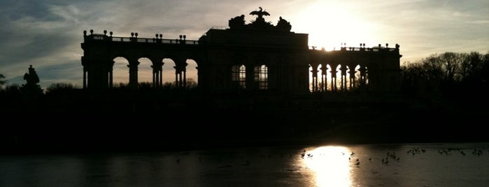 Gloriette is one of Exploring Vienna (Wien).