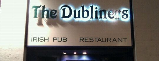 The Dubliners is one of Binouzes à Strasbourg.