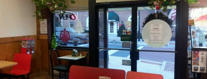 Buontempo Bros Pizza is one of Favorite restaurants.