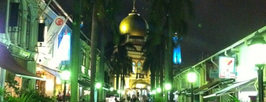 Arab Street is one of To-Do in Singapore.