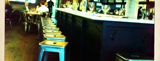Resto is one of NYC Restaurant Week Uptown.