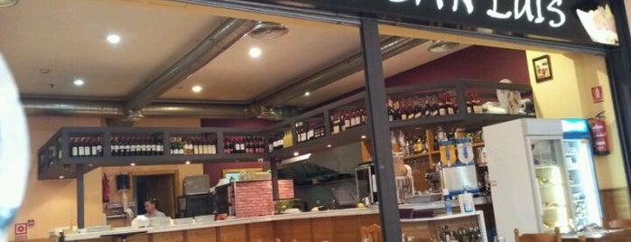 Restaurante Pizzería San Luis is one of Ruta michelín.