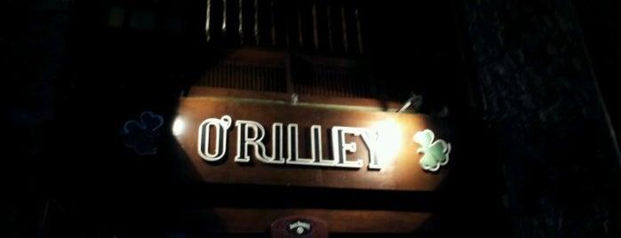 O'Rilley Irish Pub is one of Bares.