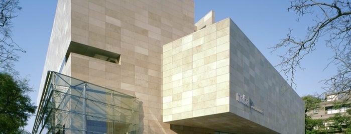 Museo de Arte Latinoamericano de Buenos Aires (MALBA) is one of Milla de los Museos de Buenos Aires.