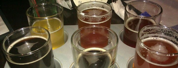 Blue Tractor BBQ & Brewery is one of Breweries to Visit.